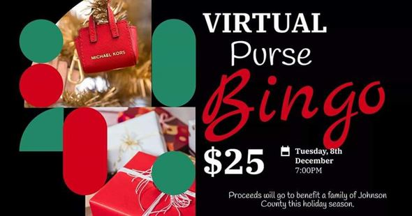 Virtual Purse Bingo
